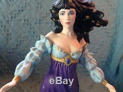 1990 House Of Faberge Franklin Mint The Lost Star Princess Porcelain Figurine