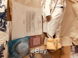 1999 Rhett Butler Franklin Mint Gwtw Honeymoon Porcelain Doll New In Box