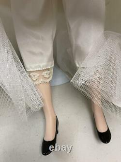 22 Porcelain Franklin Mint Heirloom Scarlett In Rhett's Promise Gown