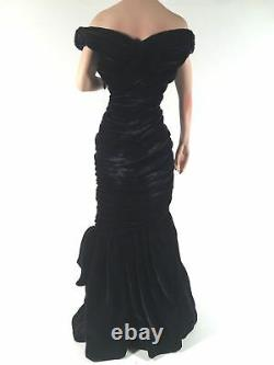 Ashton Drake- Diana- The Peoples Princess Porcelain Doll In Blue Dress