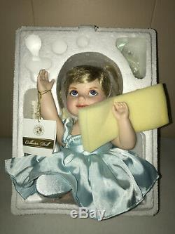BRAND NEW Franklin Mint PRINCESS DIANA Porcelain PORTRAIT BABY DOLL