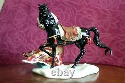 CAROLINE YOUNG'' My Spirit Unconquered'' Porcelain Figurine/ Statue A 4035 Fran
