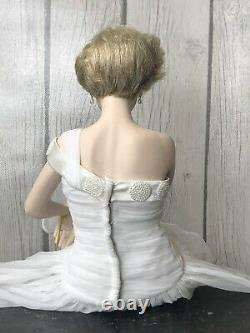 Diana Portrait of a Princess Sheer Enchantment-Full-Bodied Porcelain Doll