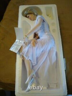 Diana Portrait of a Princess Sheer Enchantment Porcelain Doll