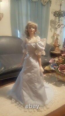ESTELLA Gibson Girl Bourdoi Porcelain Doll by Ron Booker RARE 22
