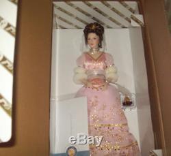FM FABERGE Princess Sofia Debutante Porcelain Doll NIB