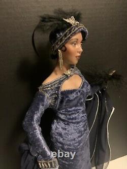 FRANKLIN MINT DUKE ELLINGTON SOPHISTICATED LADY DOLL African American