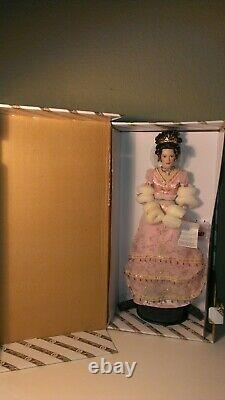 FRANKLIN MINT FABERGE SOPHIA IMPERIAL DEBUTANTE PORCELAIN DOLL New With COA