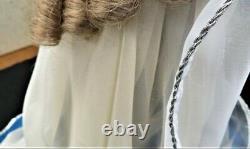 Franklin Heirloom 22 Lord Of The Rings Arwen Evenstar Porcelain Doll, Coa, Box