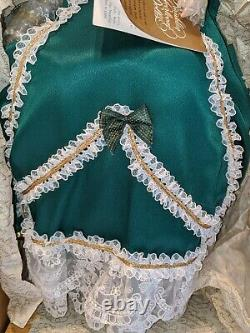 Franklin Heirloom Dolls Marie Antoinette Madame de Pompadour Porcelain Doll 19