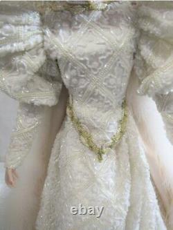 Franklin Mint $1300 Porcelain Doll -Tatiana- Princess of Imperial Ice Palace