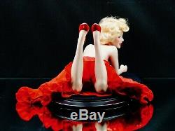 Franklin Mint 18 Marilyn Monroe Porcelain Portrait Doll Forever Marilyn