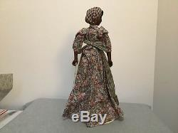 Franklin Mint 1993 Gone With The Wind PRISSY Porcelain Doll COA Rare! NIB! (L)