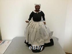 Franklin Mint 20 Hattie McDaniel MAMMY in Gone with the Wind Doll NICE! (#BS-L)