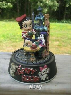 Franklin Mint/ Betty Boop/Collectible Figurine-Set Of 12 Limited EditIon-RETIRED