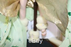 Franklin Mint Briana Princess of Tara Irish Porcelain Doll NEW NRFB in Shipper