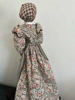 Franklin Mint Butterfly McQueen as Prissy Doll Gone with the Wind 20 GWTW
