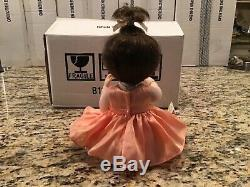 Franklin Mint Collector Porcelain Doll Jackie Kennedy Portrait Baby Doll COA