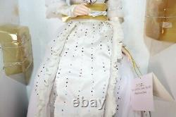 Franklin Mint Collector Porcelain Doll Pearl The Gibson Debutante LE 1000 New