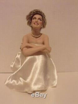 Franklin Mint Diana, Portrait of a Princess porcelain doll