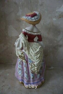Franklin Mint Diana Victoria & Albert Museum Figurine
