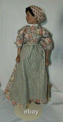 Franklin Mint Doll Butterfly McQueen as Prissy Gone with the Wind 20 GWTW