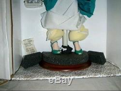 Franklin Mint Elizabeth Taylor Porcelain Doll New with COA
