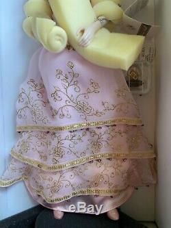 Franklin Mint Faberge Princess Sofia Imperial Debutante Porcelain Doll