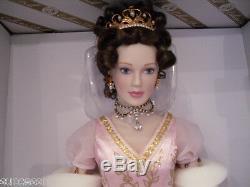 Franklin Mint Faberge Princess Sofia Porcelain Doll Imperial Debutante MIB LE