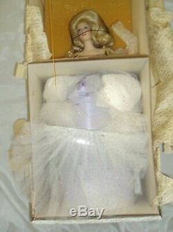 Franklin Mint Fairy GodMother Porcelain Doll NRFB Rare