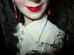 Franklin Mint GWTW Scarlett O'Hara Porcelain Doll