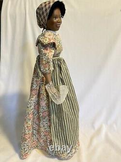 Franklin Mint Gone with the Wind Porcelain Prissy Doll 18