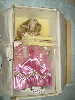 Franklin Mint Heirloom Cinderella Porcelain Doll Rare