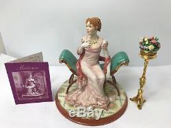 Franklin Mint Jane Austens Marianne from Sense and Sensibility Porcelain