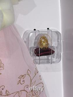 Franklin Mint LE FABERGÉ Princess Sofia Imperial Debutante Porcelain Doll, NIB