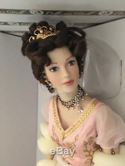Franklin Mint LE FABERGÉ Princess Sofia Imperial Debutante Porcelain Doll NRFB