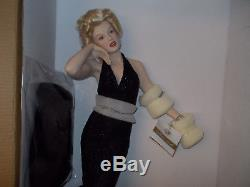 Franklin Mint Marilyn Monroe Porcelain Eternally Marilyn NIB