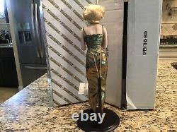 Franklin Mint Marilyn Monroe Porcelain Portrait Doll Always Marilyn COA NICE