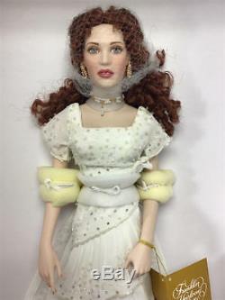 Franklin Mint Porcelain Titanic Rose Doll Heaven Heavenly Reunited Ensemble