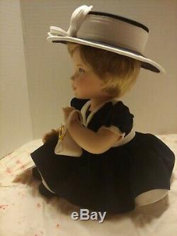 Franklin Mint Princess Diana Baby Doll Proper Little Princess Porcelain NEW! Nobx