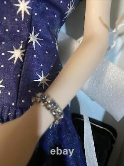 Franklin Mint Princess Diana Doll ENCHANTMENT Porcelain 17 Excellent Condition
