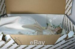 Franklin Mint Princess Diana Doll Porcelain Bride Wedding NEW In Shipper COA