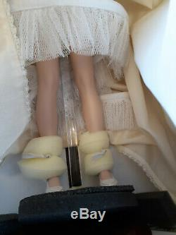 Franklin Mint Princess Diana Doll Porcelain Wedding/Bride Doll #1