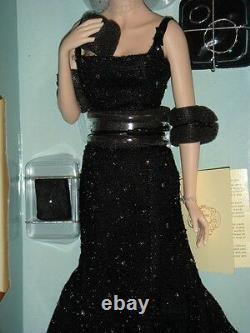Franklin Mint Princess Diana Porcelain Doll SOPHISTICATION New Hard To Find