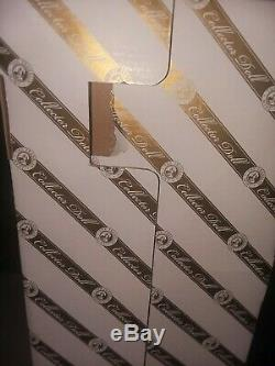 Franklin Mint Princess Diana Porcelain Wedding/Bride Doll Damaged Box No COA