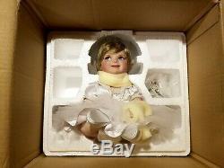 Franklin Mint Princess Diana Portrait Baby Doll Precious in Pearls (NIB, COA)