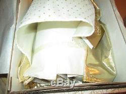 Franklin Mint Princess Marigold porcelain Doll NRFB COA
