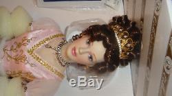 Franklin Mint-Princess Sofia 16 Porcelain Doll-New With COA-LE 750