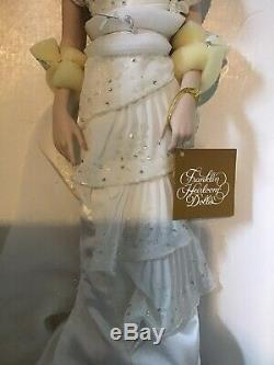 Franklin Mint Rose Titanic Porcelain Reunited Heaven Doll