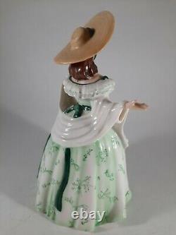 Franklin Mint SCARLETT O'HARA 7 Porcelain Teapot Gone with the Wind